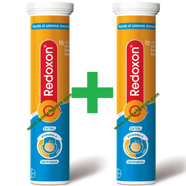 redoxon extra defensas vitamina d vitamina c y zinc plante detoxifiante corps