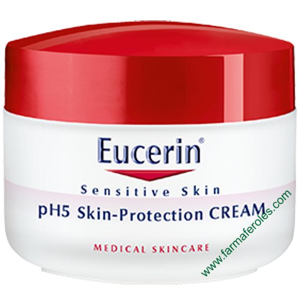 Eucerin crema hidratante para piel sensible