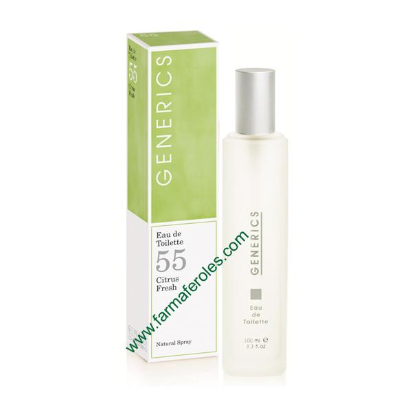 Generics Perfume Eau de Toilette 55 Citrus Fresh 100 ml