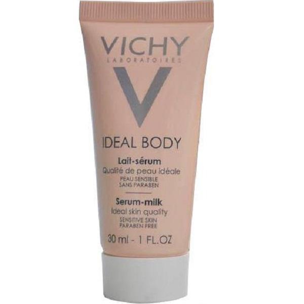vichy ideal body lait serum milk