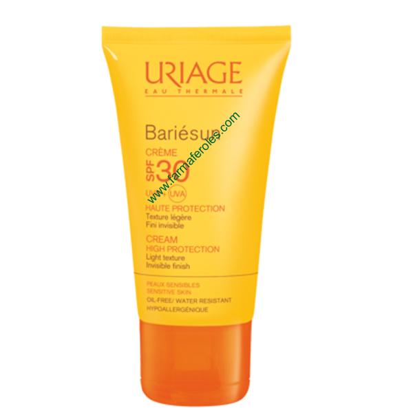 uriage_bariesun_sfpf30_crema_protecion_solar_50ml_textura_ligero