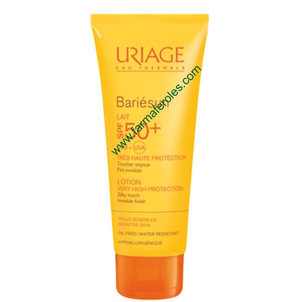 uriage_bariesun_spf50+_leche_protección_solar_100ml_