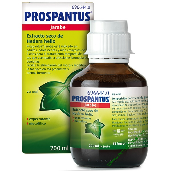 medicina para la tos seca en ninos