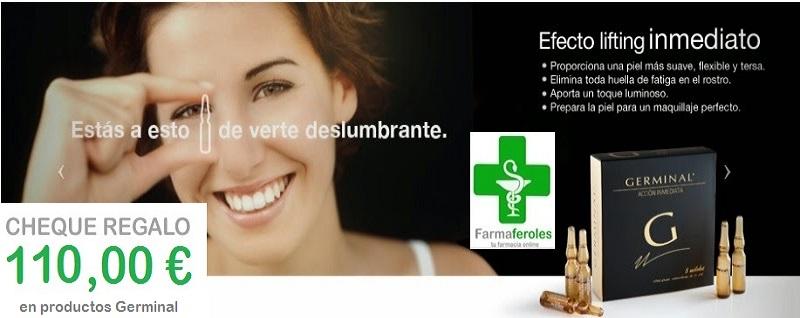 ¡Ya tenemos ganador de los 110,00 € en productos Germinal!
