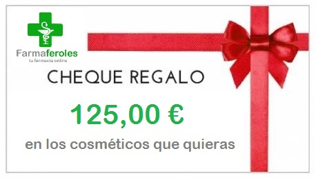 Escribe una reseña en Google y participa en el sorteo de un cheque regalo de 125,00€.
