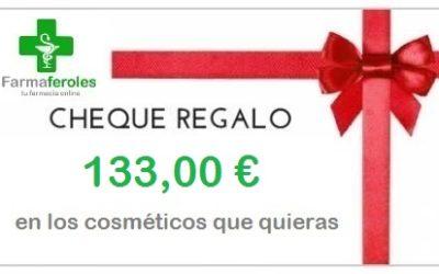 Escribe una reseña en Google y participa en el sorteo de un cheque regalo de 133,00€.