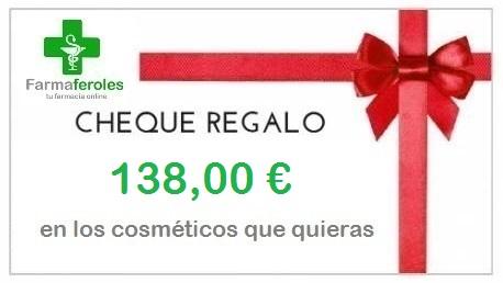 Escribe una reseña en Google y participa en el sorteo de un cheque regalo de 138,00€.