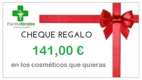 Escribe una reseña en Google y participa en el sorteo de un cheque regalo de 141,00€.